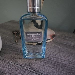 Abercrombie first instinct blue